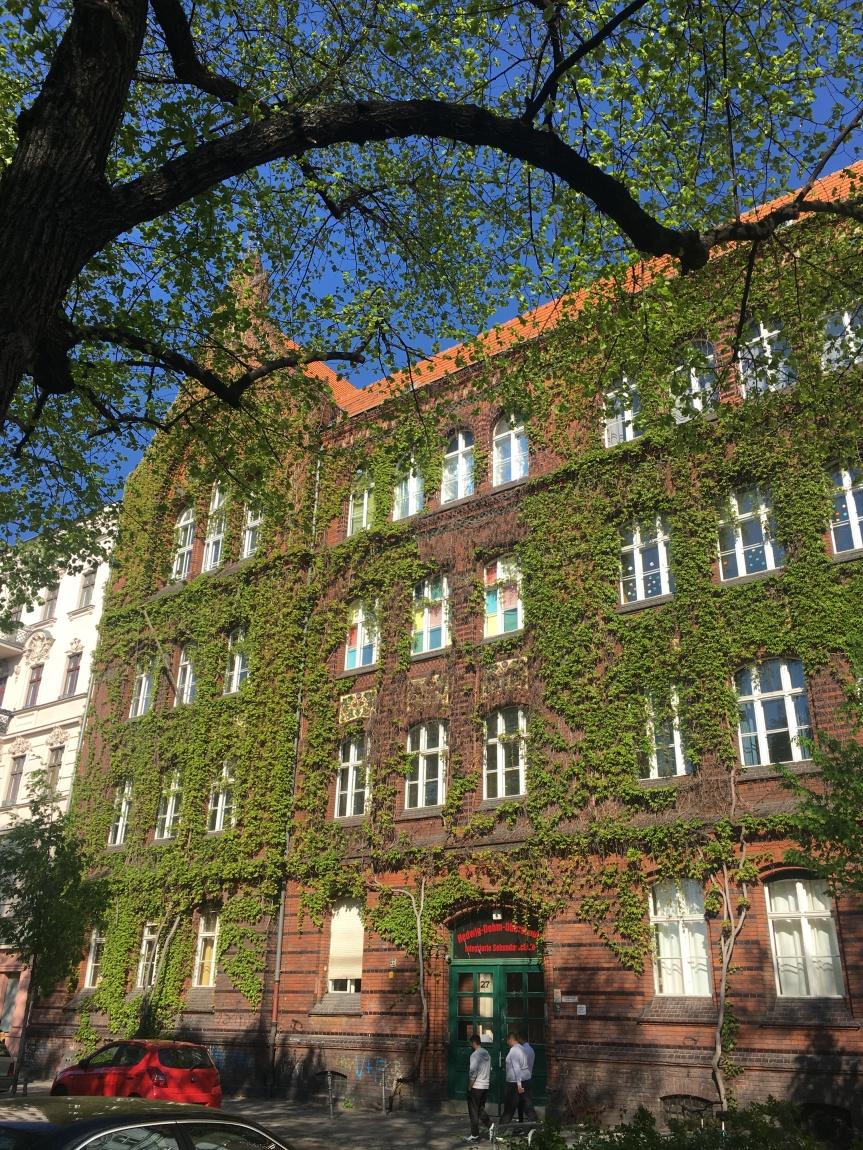 Un quartier de Berlin à découvrir:Moabit