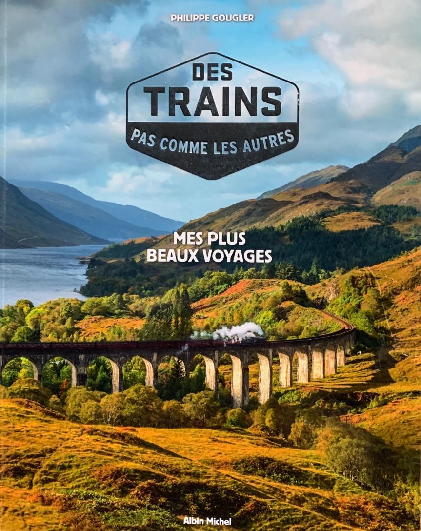 Des trains pas comme les autres – la série et lelivre