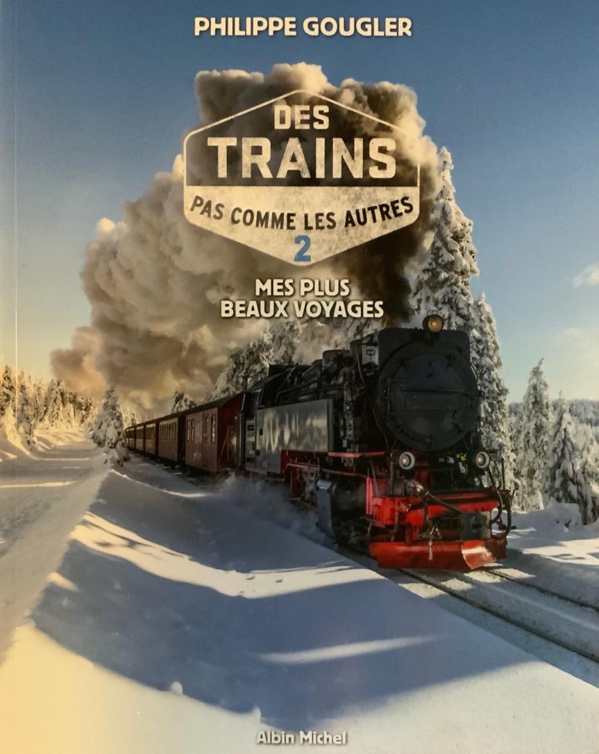 Des trains toujours pas comme lesautres