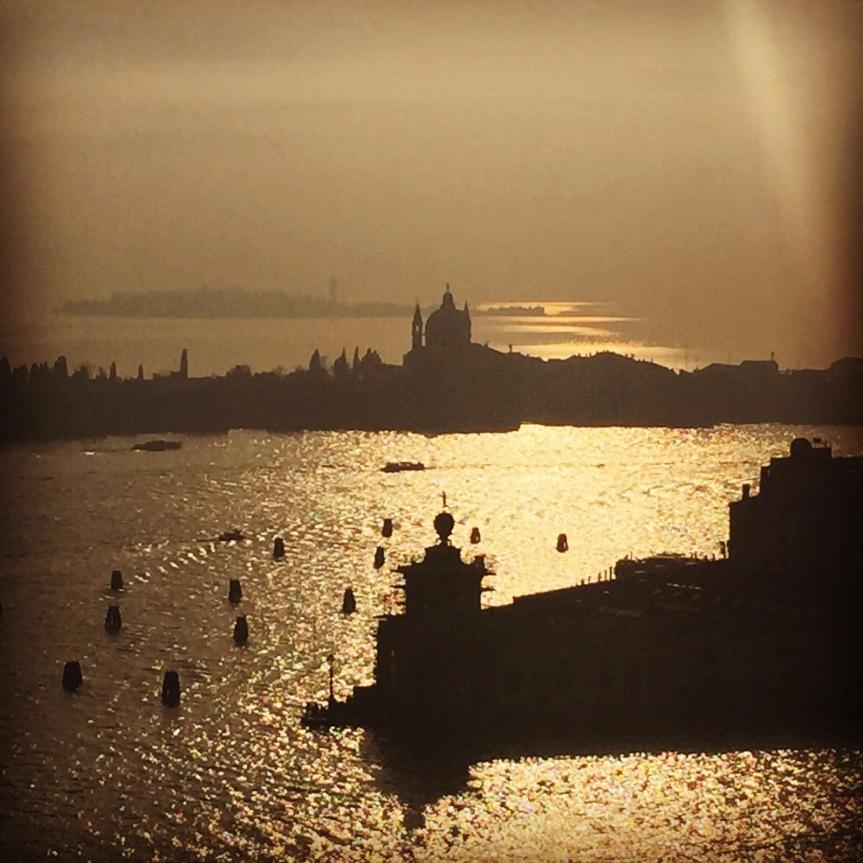 Venise sans la foule, il y a quelquesannées
